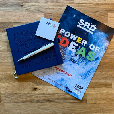 """Power of Ideas"" - Ein Besuch bei den Social Recruiting Days"