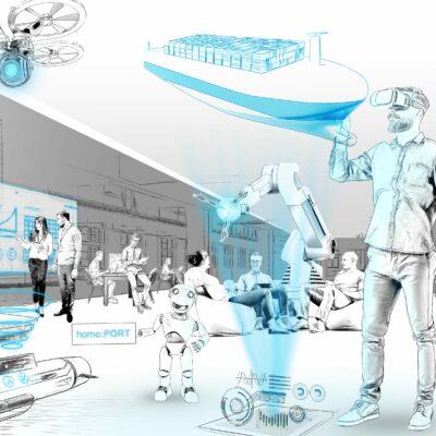 Freiraum für innovative Hafenakteure