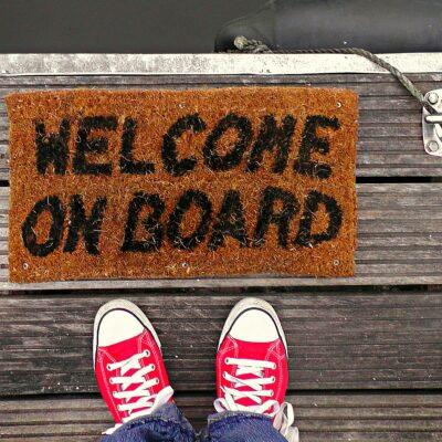 Hallo, ist da jemand? Onboarding in Zeiten des Lockdowns. Ein persönlicher Erfahrungsbericht.