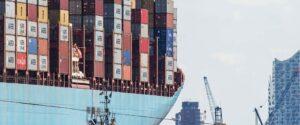 50 Jahre Containerumschlag im Hamburger Hafen